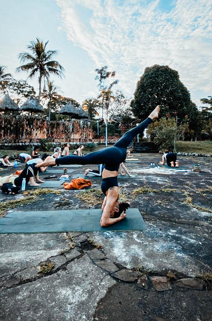 Moksha yoga amazonica Yoga Detox Peru 200hour tantra hatha vinyasa yoga teacher training
