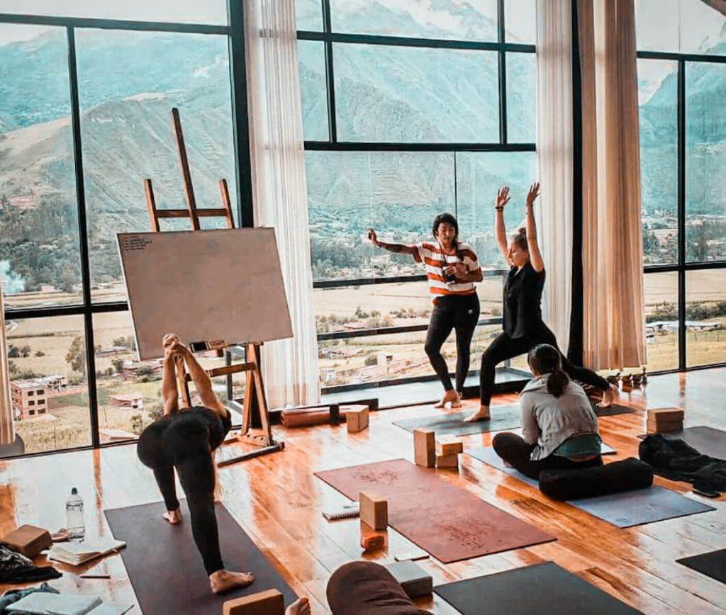 Nikole Cedeno Moksha Yoga Amazonica Yoga Detox Peru peru yoga