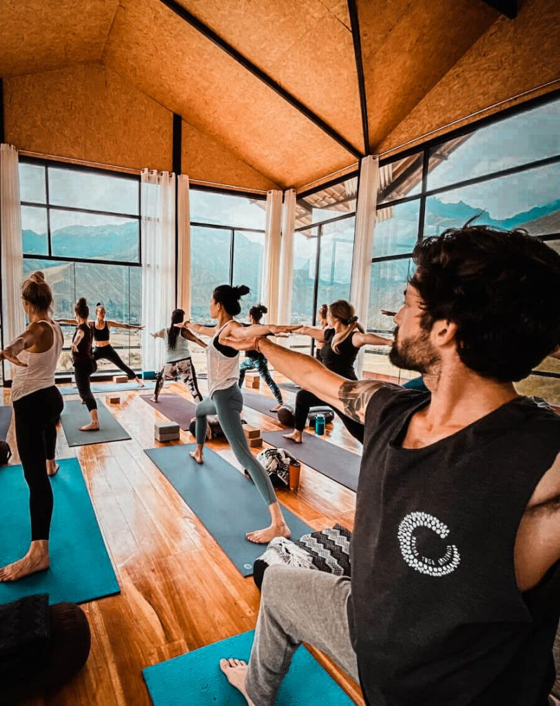 Vincent Roy Moksha Yoga Amazonica Samadhi Sacred Valley Yoga Detox Peru Teacher Training