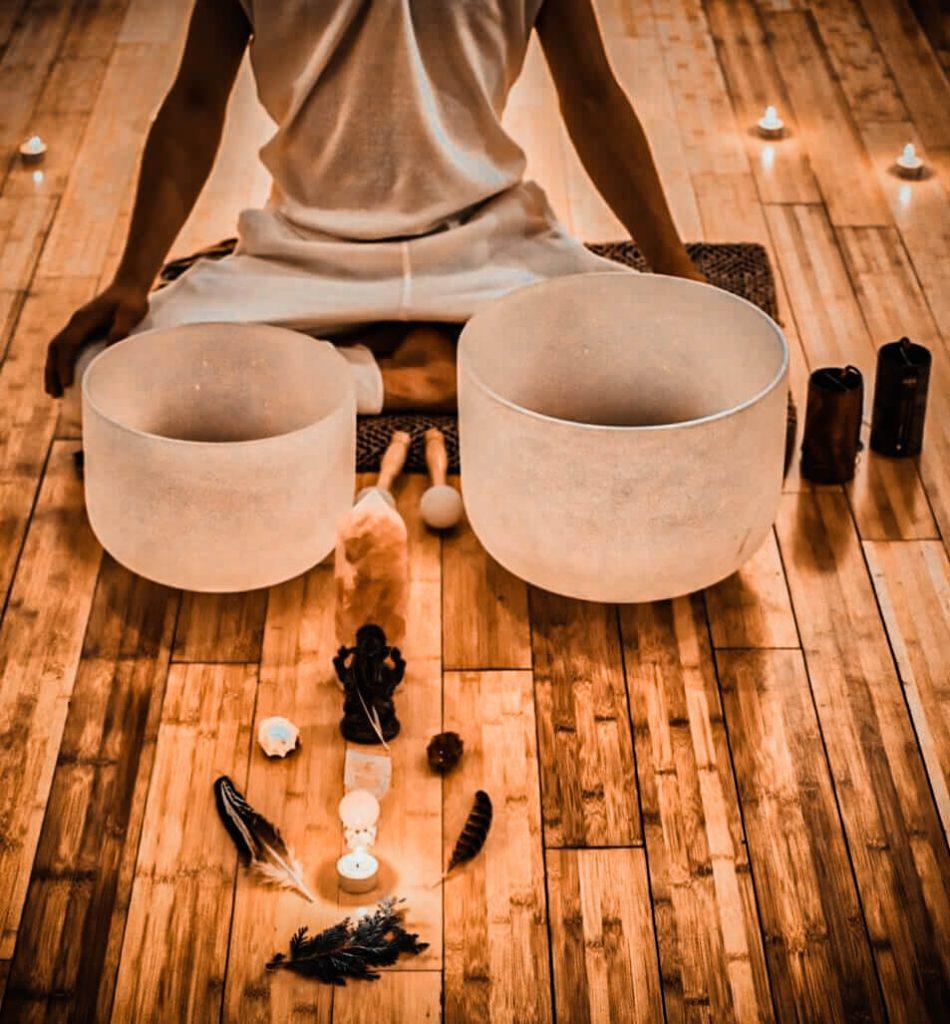 sound healing sound therapy soundbath moksha yoga amazonica