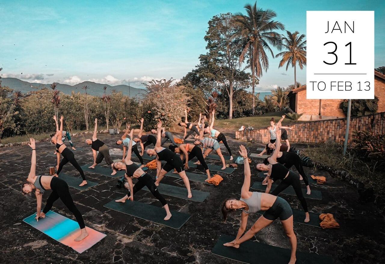 Yoga Detox Peru Vincent Roy Moksha Yoga Amazonica 200hrYTT