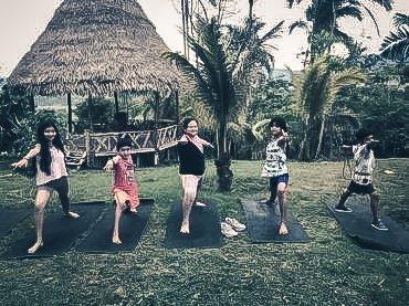 Moksha Yoga Amazonica Lessons From Lock Down Peru Yoga Detox YTT Vincent Roy liberation detoxification rejuvenation prana