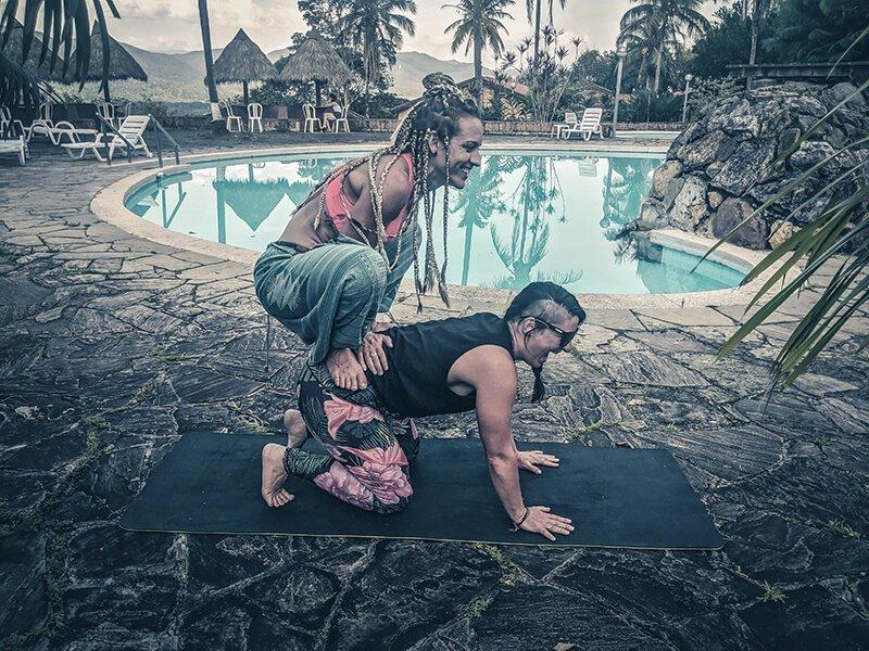 Moksha Yoga Amazonica Lessons From Lock Down Peru Yoga Detox YTT Vincent Roy liberation detoxification rejuvenation