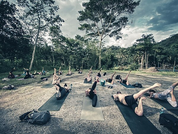Moksha Yoga Amazonica Peru Yoga Detox YTT Vincent Roy liberation detoxification rejuvenation RYS200 RYT200 Sacred Valley Shirley Castro Chia tarapoto yoga