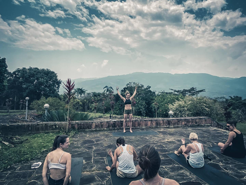 Moksha Yoga Amazonica Yoga Detox Vincent Roy Peru Jungle 1440