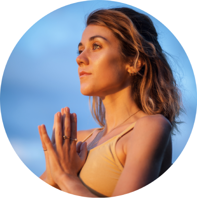 Tiana Prince Moksha Yoga Amazonica Yoga Detox meditation Peru
