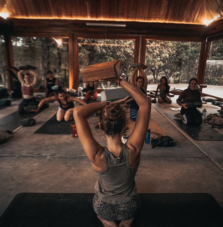 Moksha Yoga Amazonica Yoga Teacher Training Peru Jungle YTT