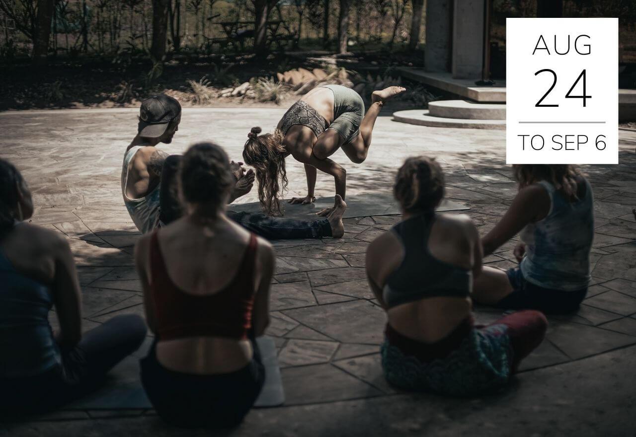 Moksha Yoga Amazonica Yoga Teacher Training Peru