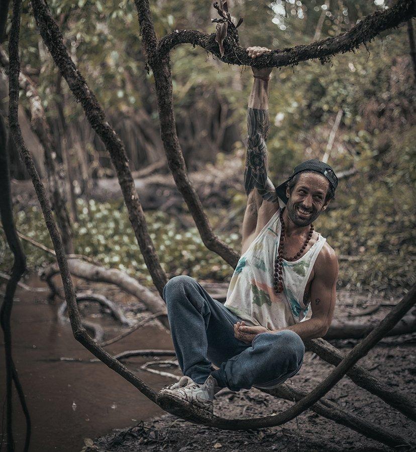 Vincent Roy Moksha Yoga Amazonica YTT Peru Detox
