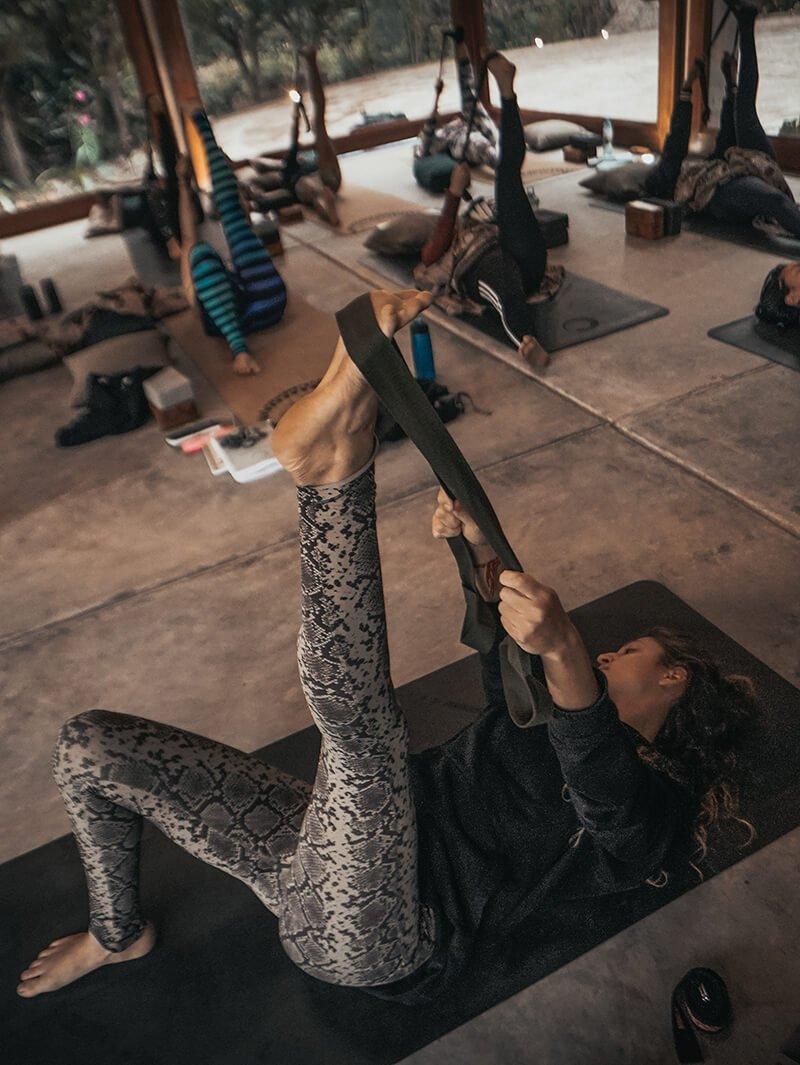 Yin Yoga Moksha Yoga Amazonica