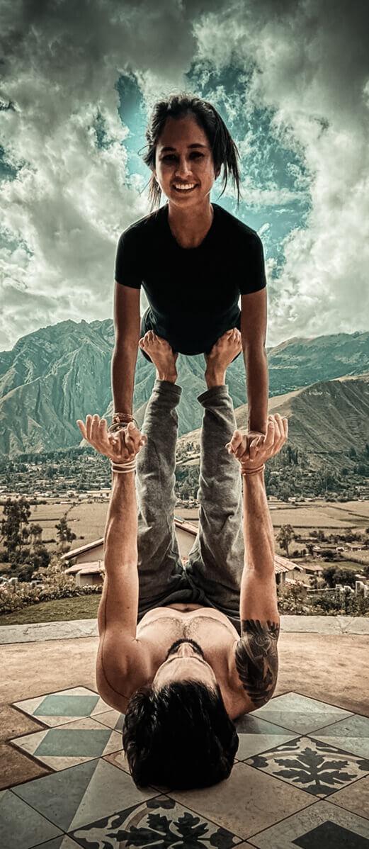 Vincent Roy moksha yoga amazonica Yoga Detox Peru Teacher Training