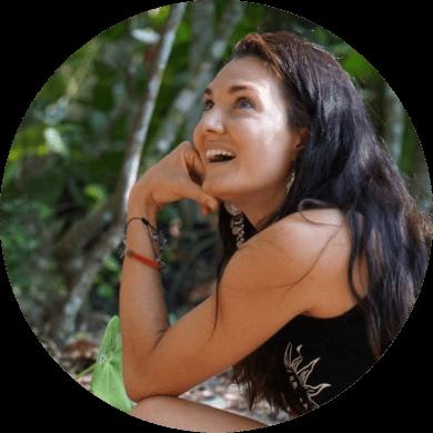 Audrey Smith Moksha Yoga Amazonica